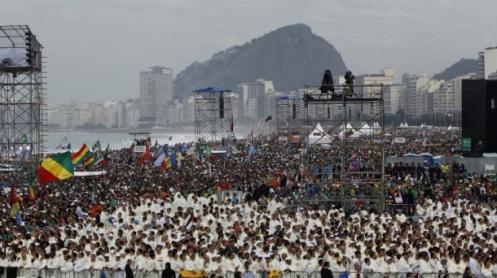 Closing Mass JMJ Rio 2013